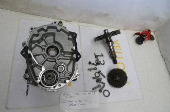 APRILIA SR50 GP1 DI-TECH    REAR WHEEL FINAL DRIVE SYSTEM #2 (CON-A)
